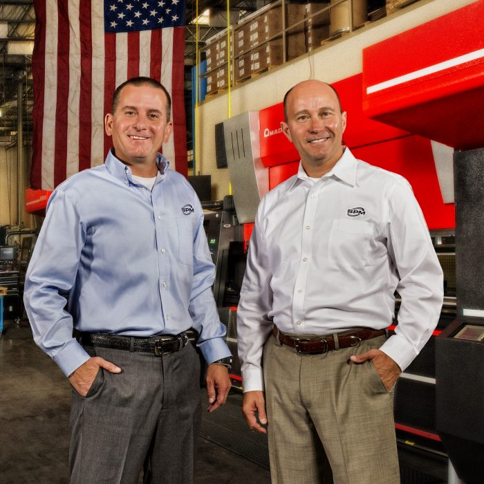 Rob and Ed Grand-Lienard - SPM - Rockwall TX
