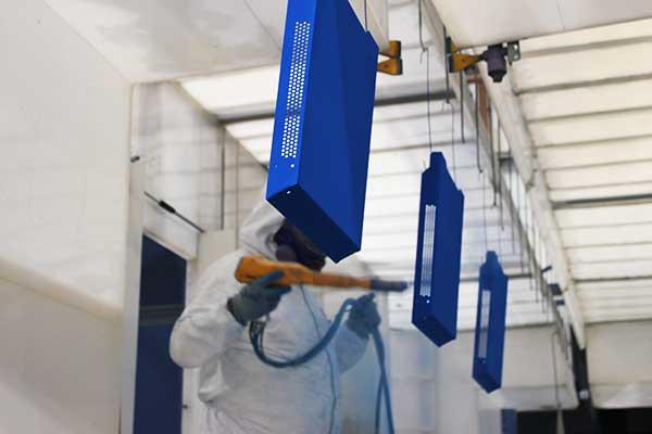Powder Coating - Special Products & Mfg., Inc. - Rockwall (DFW) TX